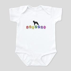 Whippet Prints II Infant Bodysuit