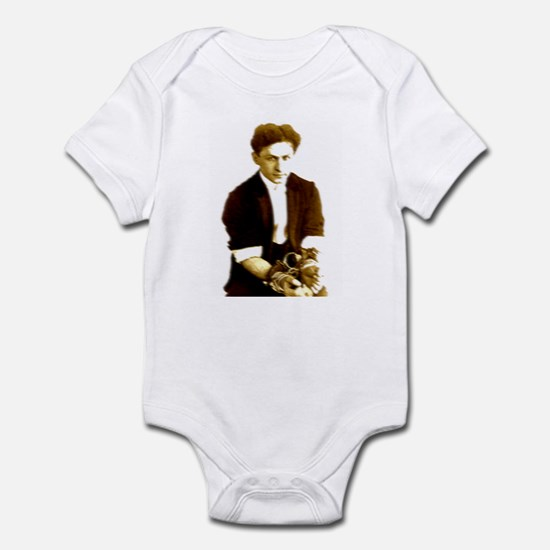 Houdini's Ghost Infant Bodysuit