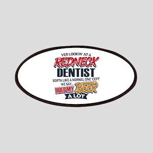 Redneck Dentist Patch