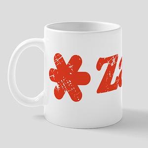 Zayre Discount Bin Mug