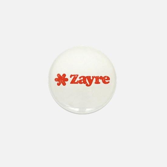 Zayre Discount Bin Mini Button