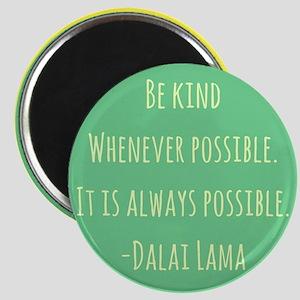 Dalai Lama Quote Magnets