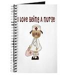 I Love Being A Nursse Journal