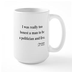 Socrates 11 Large Mug