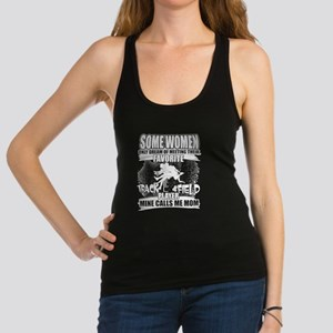 Track And Field Player T Shirt Tank Top