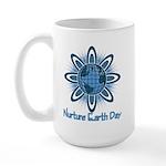Nurture Earth Day Large Mug