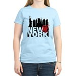 New York Women's Light T-Shirt