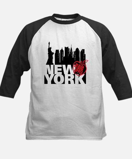 New York Kids Baseball Jersey