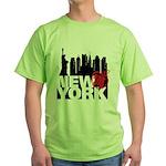 New York Green T-Shirt