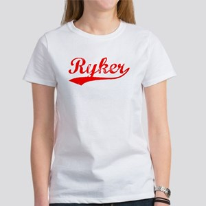 Vintage Ryker (Red) Women's T-Shirt