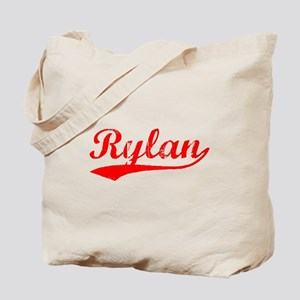 Vintage Rylan (Red) Tote Bag