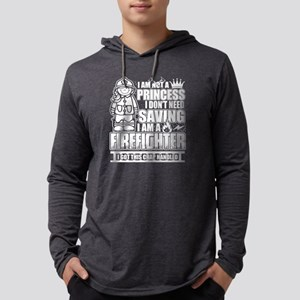I Am A Firefighter T Shirt Long Sleeve T-Shirt