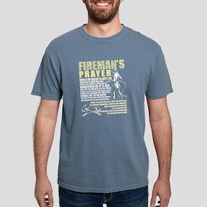 Fireman's Prayer T Shirt T-Shirt