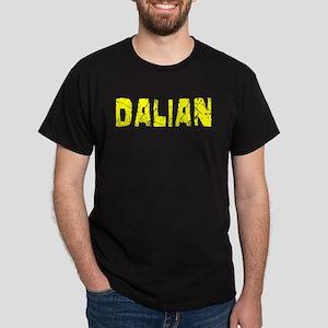 Dalian Faded (Gold) Dark T-Shirt