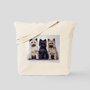 WESTIE DOG Tote Bag