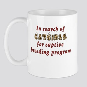 In Seach of Catgirls Mug