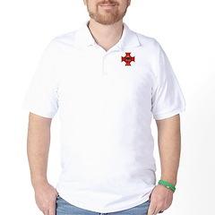 Masonic 32 degreee Golf Shirt