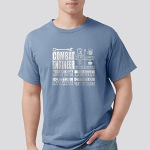 Combat Engineer T Shirt T-Shirt