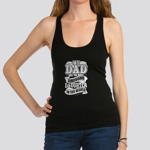 Awesome Daughter In The World's T Shirt Tank Top