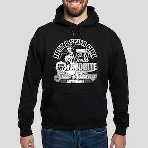 Just A Skier Girl T Shirt Sweatshirt
