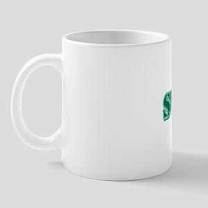 Green Ribbon Survivor Mug