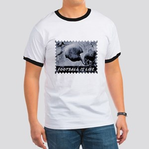 Football Life Steel Ringer T