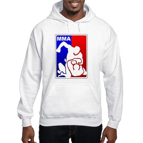 MMA: League Wear Hooded Sweatshirt