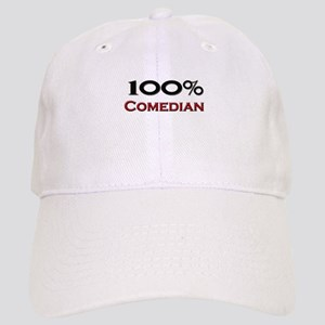 100 Percent Comedian Cap