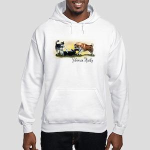 Sibe Play Hooded Sweatshirt