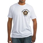 Supernatural University Student Fitted T-Shirt