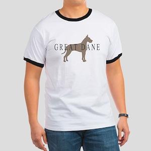 great dane greytones Ringer T