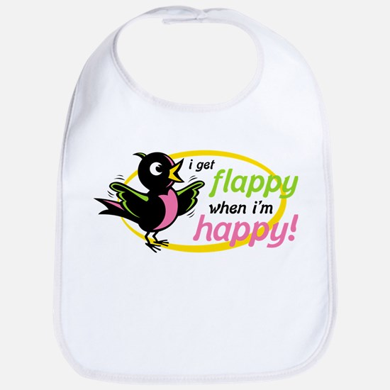 Flappy/Happy (GP) Bib