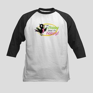 Flappy/Happy (GP) Kids Baseball Jersey