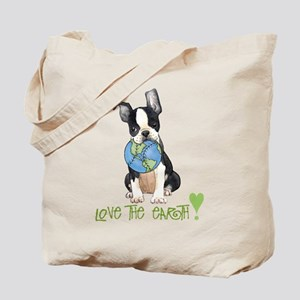 Earth Day Boston Tote Bag