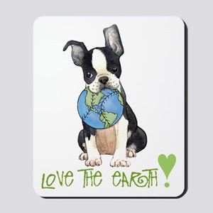 Earth Day Boston Mousepad
