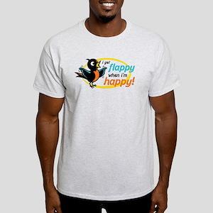 Flappy/Happy (OB) Light T-Shirt