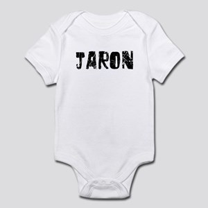 Jaron Faded (Black) Infant Bodysuit