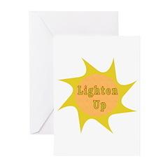 Lighten Up - Sun Greeting Cards (Pk of 20)