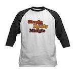 Single and Ready to Mingle Ba Kids Baseball Jersey