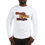 Single and Ready to Mingle Ba Long Sleeve T-Shirt