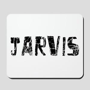 Jarvis Faded (Black) Mousepad
