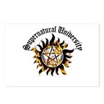 Supernatural University Postcards (Package of 8)
