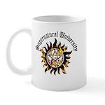Supernatural University Mug