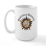 Supernatural University Large Mug