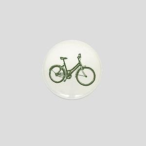 Bicycle Mini Button