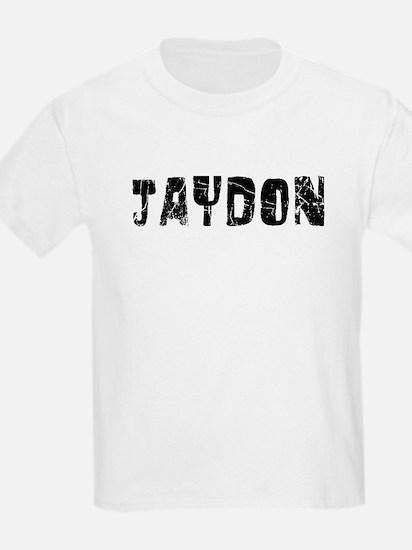 Jaydon Faded (Black) T-Shirt