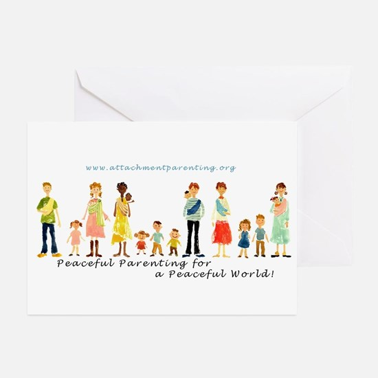 Greeting Cards Blank Inside (Pk of 10)