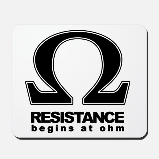 Ohm Mousepad