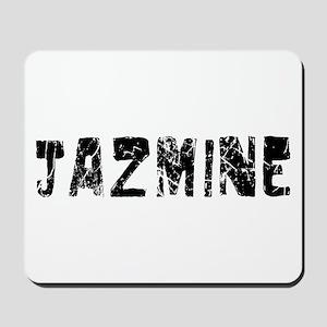 Jazmine Faded (Black) Mousepad