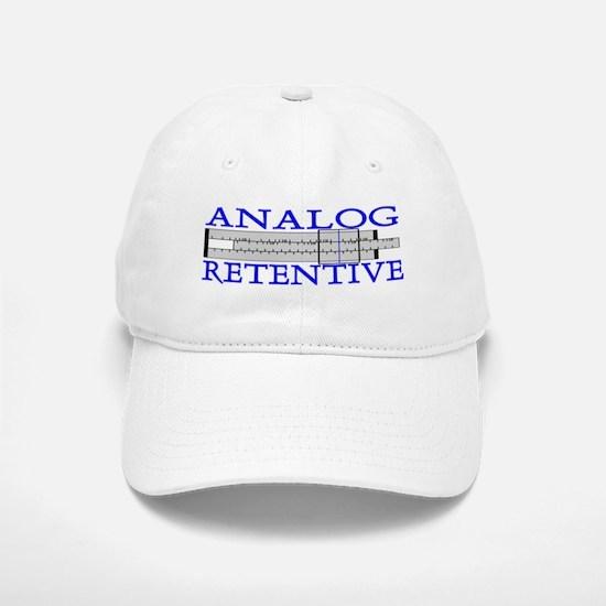 ANALOG RETENTIVE Baseball Baseball Cap